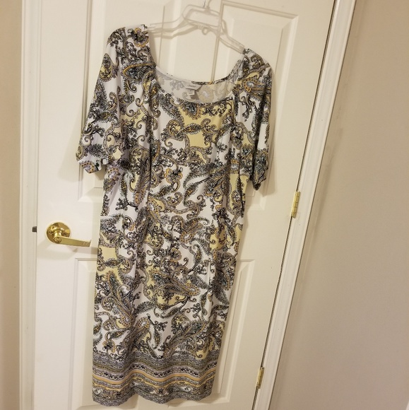 Plus size CJ Banks 2X dress